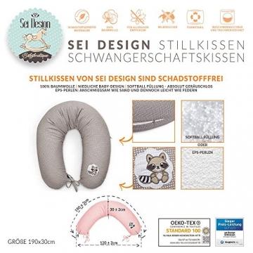 Sei Design Stillkissen Schwangerschaftskissen